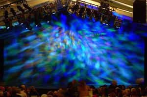Rock Concert Stage Lighting